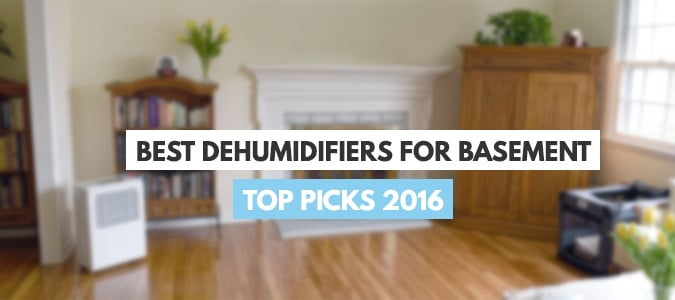 20 Best Dehumidifiers of 2017 – Reviews And Buying Guide