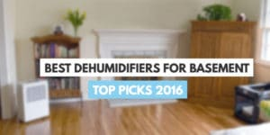 Best Dehumidifiers of 2018 – Top 20 Dehumidifier Reviews