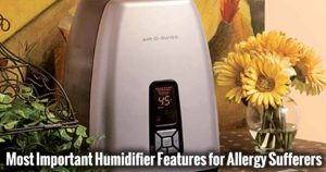 Best Humidifier for Allergies of 2017